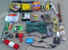 Investing in survival gear can significantly improve your chances of surviving a natural disaster. You should put together an extensive survival kit and Survival Blog, Camping Survival, Outdoor Survival, Survival Prepping, Survival Skills, Homestead Survival, Survival Gear, Survival Straps, Survival Stuff