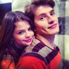 Wizards of Waverly Place--Selena Gomez as Alex and Greg Surrey (I think that's his name) as Mason.