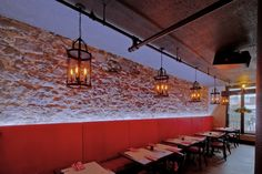 BEVO Bar and Pizzeria by Camdi Design & Bloom Lighting Group, Montreal lighting hotels and restaurants
