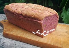 New, - Still in the experimental phase, if you have some experience you may choose to enjoy the ride - try this new out. This mostly raised uses the entire . Vegan Loaf, Raspberry Bread, Yeast Bread, Raspberries, Original Recipe, Bread Recipes, Banana Bread, Breads, Organic