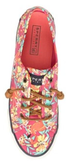 cute Sperry floral boat shoes http://rstyle.me/n/vz3adr9te