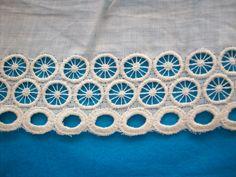 antique salesmans embroidery sample