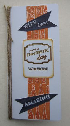 Craftwork Cards Blog: Take it Easy by Kath Woods