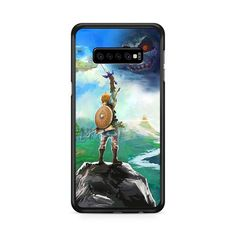 The Legend Of Zelda Breath Of The Wild Blood Moon Samsung Galaxy S10e   Miloscase Galaxy S8 Phone Cases, Samsung Galaxy, Legend Of Zelda Breath, Blood Moon, Breath Of The Wild, S8 Plus, How To Know, Breathe, How To Apply