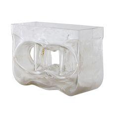 Italian glass vase | Cabina  Design Gallery