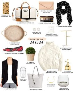 Budget-friendly holiday gifts for the Mom