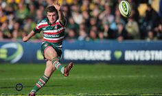 George Ford a future England fly-half.