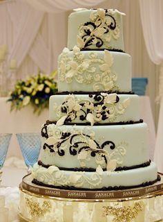 Weddings cake