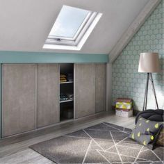 If you are lucky enough to have an attic in your home but haven't used this space for anything more than storage, then it's time to reconsider its use. An attic Attic Bedroom Storage, Attic Bedroom Designs, Attic Closet, Attic Bedrooms, Attic Bathroom, Closet Bedroom, Bathroom Interior, Attic Office, Attic Playroom