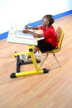 Kinesthetic Learning Desks