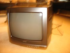 TV 14'' Toshiba in Suely's Garage Sale in Freehold , NJ for $ 15.00. white and black