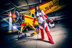 Sky Camp Dropzone, Poland model: Iza Korban fot. KonwentPhotography