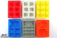 Star Wars icecube trays