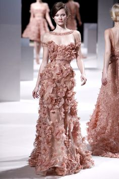 Eliee Saab Haute Couture <3