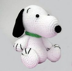 Snoopy by Crochet Land2 at Ravelry.com