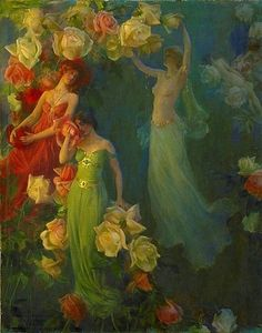 Charles Courtney Curran 1861-1942