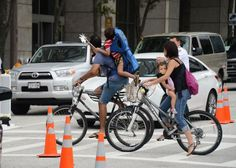 Obscure bike laws used to target Black cyclists
