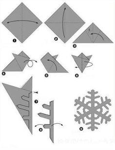 Resultado de imagem para floco de neve com rolo de papel higienico