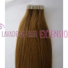 """Colour: #12 Dark Caramel Blonde Tape Hair Extensions Straight - 20"""" Style : Straight Weight: 60grams Length:  20 inches Tapas, Caramel Blond, Hair Extensions, Style, Weave Hair Extensions, Swag, Extensions Hair, Extensions, Outfits"""