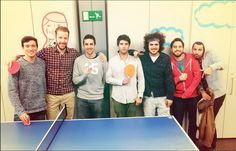 Ping Pong Team!