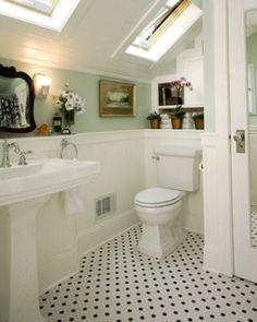 http://bathroom-designs.info #Nice vintage bathroom
