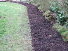 Blueberry bed prepped by ourhomeworks, via Flickr