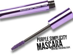 Epic. Mascara. In my shop.  Did I mention...LIMITED?