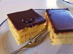 Schoko-Pudding-Kuchen vom Blech * Einfache Rezepte
