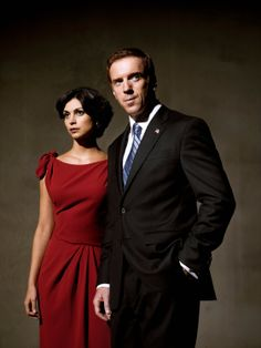 Homeland - Season 2 Promo. Nicolas Brody and his beautiful wife ? - great tv show.