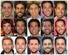 Either he doesn't age AT ALL...or he is aging really, REALLY well                                                                                                                                                                                 More
