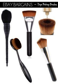 eBay Bargains #31 - Dupe Makeup Brushes | Makeup Savvy | Bloglovin'