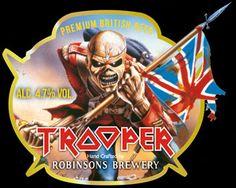 Conheça a cerveja do Iron Maiden, feita pelo próprio Bruce Dickinson  