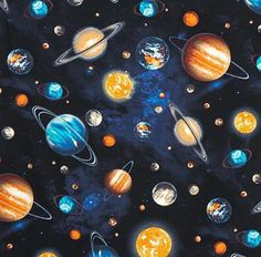 1000 images about boys 39 bedroom ideas on pinterest for Space fleece fabric
