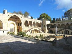 19th century Lebanese architecture