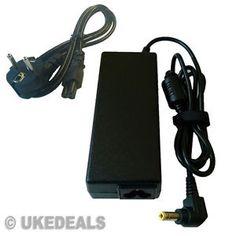 a laptop cargador para toshiba satellite l300d l350 l350d l500 ue chargeurs