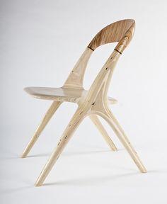 Bird Chair: by Peter Hedstrom