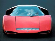 1969 Fiat Abarth 2000 Scorpio.