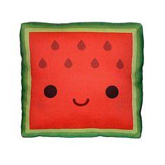 Mini Pillow Yummy Watermelon by mymimi on Etsy, $18.00