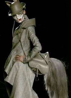 Dior Haute Couture Fall 2000 Runway