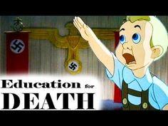Education for Death: The Making of the Nazi (1943) - WW2 Animated Propaganda Film by Walt Disney - YouTube