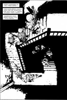 Frank Miller - Sin City:The Hard Goodbye Frank Miller Sin City, Frank Miller Art, Frank Miller Comics, Comic Book Artists, Comic Artist, Comic Books Art, Sin City Comic, Dc Comics, Norman Rockwell Paintings