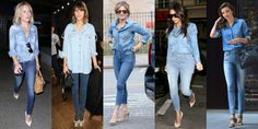 5 Celebrity Secrets to Getting The Canadian Tuxedo Right