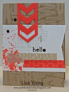 Add Ink and Stamp: Gorgeous Grunge hello: http://addinkandstamp.blogspot.be/2013/07/gorgeous-grunge-hello.html