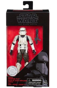 NEW Star Wars Rogue One Imperial Hovertank Pilot Black Series Exclusive Figure #Hasbro #StarWars #RogueOne #ActionFigure