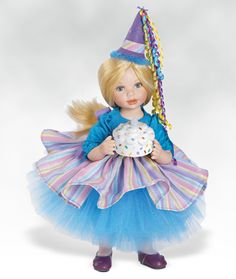 Happy Birthday To You  Marie Osmond Doll