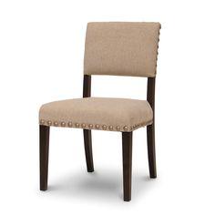 Palecek Surrey Side Chair, Ecru Linen PK-7033-64 $371.80