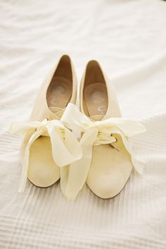 oxfords for wedding. Oxfords, Unique Wedding Shoes, Flat Wedding Shoes, Bridal Flats, Girly, Shades Of Yellow, Designer Heels, Mellow Yellow, Pastel Yellow