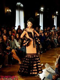 We Love Flamenco Jóvenes Diseñadores- Maria Jesus Gonzalez (2) | par En Siete Dias Photos