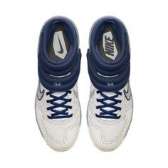 Nike Alpha Huarache Elite 2 Mid MCS By You Custom Baseball Boot. Nike CA Custom Baseball Cleats, Nike, Huaraches, Baby Shoes, Boots, Shearling Boots, Shoe Boot, Kid Shoes