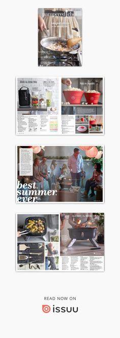 pampered chef spring summer 2018 catalog